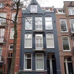 Amsterdam Voorgevel